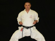 Sensei Colin Needham, 5th Dan - Chief Instructor, Red Sun Karate