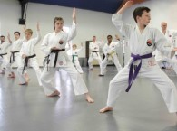 Training at out purpose made Dojo in Walkden, Manchester